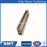 Штампованный алюминиевый профиль для крепления солнечной энергии на алюминиевых топливораспределительной рампе