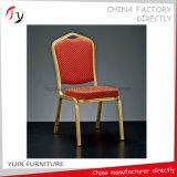 Banquet de temps en temps de meubles d'hôtel rouge de tissu de salon dinant la présidence (BC-216)
