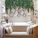 스테인리스 확장 가능한 목욕탕 선반