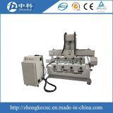 Beste verkaufende hölzerne CNC-Fräser-Gravierfräsmaschine