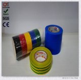 Pvc Electrical Tape met Yellow&Green