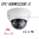 appareil-photo à l'épreuve du vandalisme de dôme du plein HD réseau IR de 2MP {Ipc-Hdbw5220e-Z}