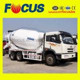 mischender Fertig-LKW der Trommel-12CBM/Fertig-LKW mit niedrigem Preis (Turbine-Serien)