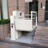 elevatore verticale idraulico facile della scala della presidenza di prezzi bassi di funzionamento di vendita calda 250kg per i handicappati