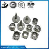Forge de métal acier personnalisée en usine/forgeage d'aluminium partie avec l'usinage