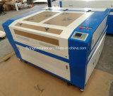 Macchina per incidere del laser del CO2 per marmo di vetro di legno