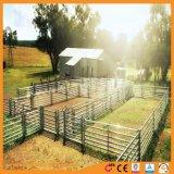 فولاذ غلفن [ن] إقامة مزرعة بوابات