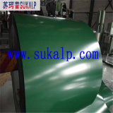 Bobina de alumínio Prepainted