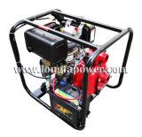 2 pompe à eau diesel électrique de lutte contre l'incendie du début 7HP de pouce