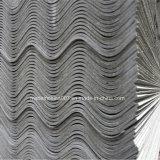 Blad van het Dakwerk van de vezel het Cement Golf