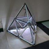 DC12V IP68 DMX SMD5050 DMX Digital steifes Geometrie-Stab-Licht