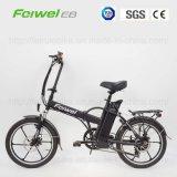 Vélo se pliant électrique de roue à disque avec du ce du TUV, GV