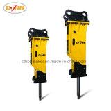 상자 부류 유형 20tons를 위한 유압 망치 또는 과료 유압 차단기
