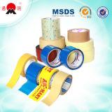 Bande adhésive d'emballage de qualité de BOPP