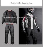 SGS 세륨 BV Motorcyle 재킷을%s 가진 Mens Pes 옥스포드 Motoboy 기관자전차 재킷
