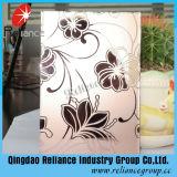 4-12mm Glas-saure Radierung mit Cer u. ISO9001