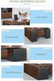 office Table 주문을 받아서 만들어진 목제 현대 사무용 가구 테이블 디렉터