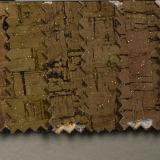 Il Wood Grain con l'unità di elaborazione Leather di Crystal per Shoe (HSTC037)