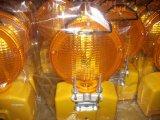 Indicatori luminosi d'avvertimento della barriera dello stroboscopio solare di sicurezza stradale LED/lampade di barriera