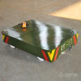 Elektrisches handhabendes Fahrzeug für strukturelles Stahlelement