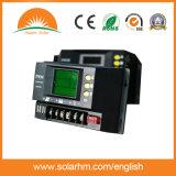 regulador solar de 48V 10A LCD para la Sistema Solar