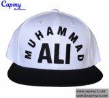 Sombreros de encargo del Snapback de la insignia con la fábrica de la insignia del bordado 3D en Guangdong