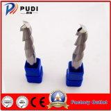 2 Stevig Carbide 2 van fluiten Fluiten die Hulpmiddel voor Aluminium snijden