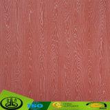 Papel decorativo da melamina de madeira da grão com preço barato