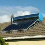100л внутренней крыше солнечной системы подогрева воды