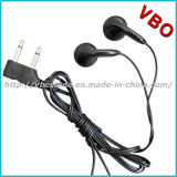 Pin doppio -Ear in Earbuds Airline Earphone Headset