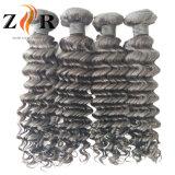 Cabelo brasileiro dos Peruvian do cabelo humano do Virgin da onda dos produtos de cabelo