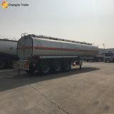 Eje 3 litro-6000030.000litros de combustible de acero mancha remolque cisterna