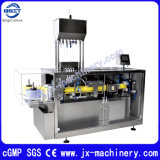 Máquina de relleno del lacre de la ampolla plástica farmacéutica de la máquina para el líquido oral