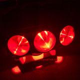Neuester 9PCS 10W RGBW 4in1 Träger-bewegliches Hauptlicht