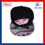Healong diseño de moda ropa deportiva Gear cualquier logo la sublimación de los hombres gorras de béisbol