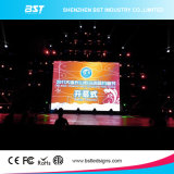 IP67 DVI VGA Ultra Slim P4.81 Location extérieure Full Color LED Video Wall Display for Video Advertising