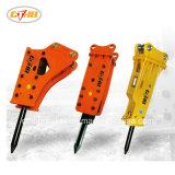 Hydraulischer Unterbrecher-Hammer des Felsen-Sb20 45 für Exkavator der Katze-CT18-7bp