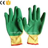 С другой стороны безопасности перчатки из латекса покрытием теплого рабочие перчатки
