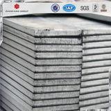 Barra piana Slitted di Q235 Ss400 A36