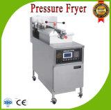 Frigideira profunda automática do Sell Pfe-600 quente