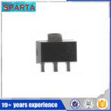 Транзистор регулятора напряжения тока переключения силы обломока L78L06acutr 3-Terminal