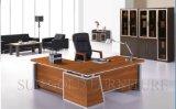 Mesa executiva luxuosa de madeira da mesa de escritório grande (SZ-OD358)