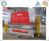 Prezzo idraulico della macchina piegatubi, freno della pressa del sistema di controllo di CNC per acciaio