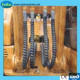 Aufbau-Maschinen-schweres Geräten-hydraulischer Rad-Exkavator