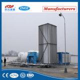 Вапоризатор окружающего воздуха низкого давления 50-20000nm3 Lar Lox Ln2