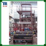 HDPE/LDPEの高速フィルムの吹く機械