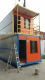 Bequemes Fertighaus-vorfabriziertes/faltendes modulares Aufbau-Bereichs-Haus