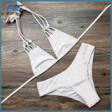 """Do Swimsuit superior """"sexy"""" novo de 2017 Beachwear ajustado mulheres dos biquinis"""
