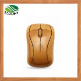 Teclado y ratón de bambú el bambú teclado inalámbrico