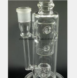 Glaspfeife-Filtration-Tabak-Öl-Glaswasser-Rohr